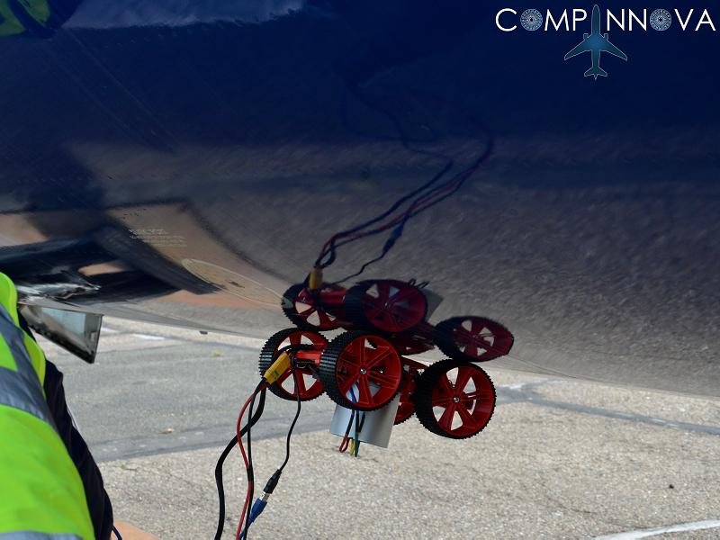 Future tech: robotic repair on the runway